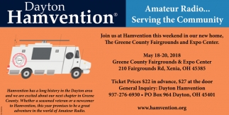 Amateur Radio, serving the community