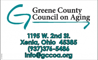 Committed to Greene County Ohio Seniors and Caregivers