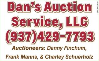 Danny Finchum, Frank Manns, & Charley Schuerholz