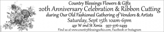 20th Anniversary Celebration & Ribbon Cutting