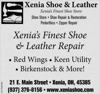 Xenia's Finest Shoes Store