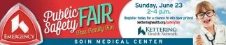 Public Safet Fair - Free Family Fun
