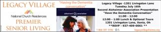 Second Alzheimer Association Presentation - Have a Dementia Conversation