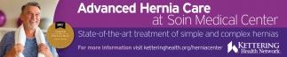 Advanced Hernia Care