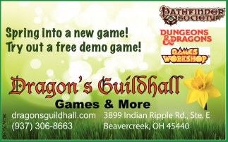 Spring into a new game! Try out a free demo game!