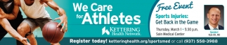 Free Event Sports Injuries: Get Back in the Game